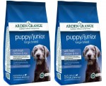 Arden Grange Puppy Junior Large Breed DUO-PACK 24 kg (2 x 12 kg)