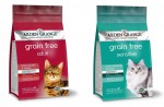 Arden Grange Cat Chicken Grain Free 4kg + Arden Grange Cat Sensitive Grain Free 4kg