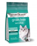 Arden Grange Cat Sensitive Grain Free 4kg