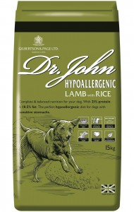 Dr John Hypoallergenic Lamb with Rice 15 kg