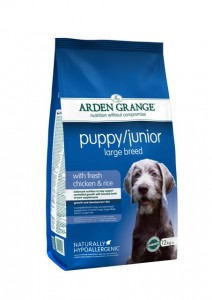 Arden Grange Puppy Junior Large Breed 12kg