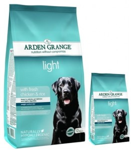 Arden Grange Adult Light 12 kg + 2 kg