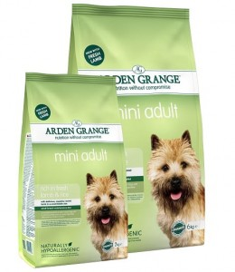 Arden Grange Adult Mini Lamb 6 kg + 2 kg