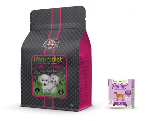 Naturediet Puppy Junior 1 kg + mokra 390g.jpg